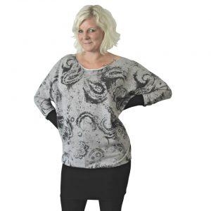 Gula Fledermauskleid Fledermausshirt ebook Schnittmuster Damen