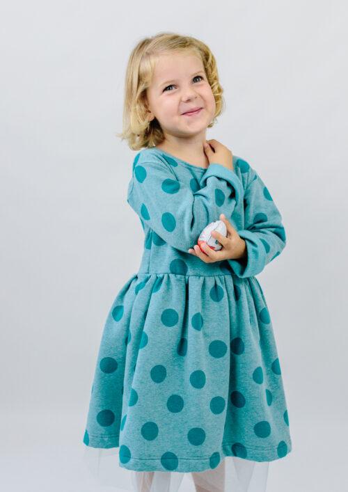 Kleid Kinderkleid Mädchen ebook Schnittmuster nähanleitung anfänger