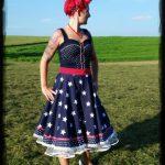Avaritia Petticoat Tellerrock erbsuende