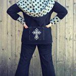 ebook schnittmuster damen jacke cardigan Wolljacke wolle Strick nähen anfänger Wendejacke Kapuze Stehkragen