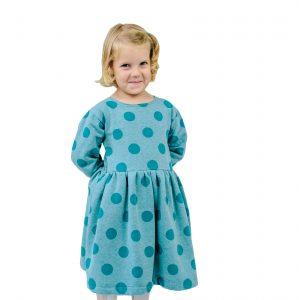 ebook Schnittmuster Kleid Fidelia Kinderkleid erbsünde Rüschen