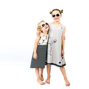 ebook Schnittmuster Kleid Trägerkleid Pipoca erbsünde