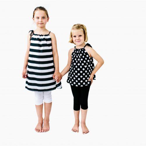 ebook Schnittmuster Kleid Alegria Sommerkleid Trägerkleid Rüschen