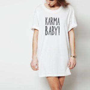 Karma Baby plotterdatei erbsünde
