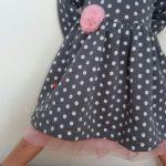 ebook Schnittmuster Kind Kleid Kinderkleid niedlich Rüschen Anfänger Taufkleid Sommerkleid nähen Blumenmädchen