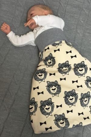 ebook Schnittmuster Baby Newborn Pucksack Schlafsack Novo erbsuende