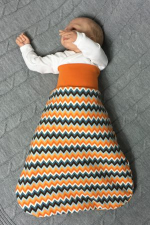 ebook Schnittmuster Pucksack Schlafsack Baby erbsuende