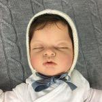 Tutorial Babymütze erbsünde anleitung nähen kostenlos