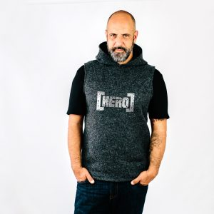 ebook Schnittmuster Herren Pullover Pullunder Hoodie Sweater Stehkragen V-Ausschnitt Kapuze nähen