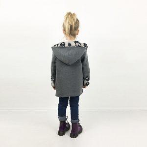 ebook Schnittmuster Capa erbsünde Mantel Jacke nähen Anfänger