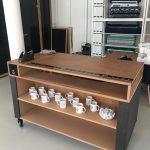 Nähworkshop München Giesing nähen DIY Nähkurs Nähschule Stoff Meterware Laden Schmuck Nähzubehör Geschenke kaufen