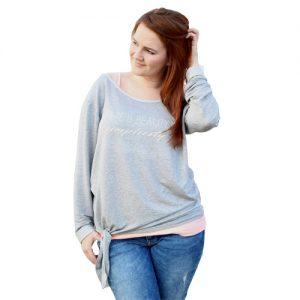 ebook schnittmuster Damen nähen Anfänger Kleid Knotenkleid Pulli Shirt Pullover top ärmellos lange Ärmel lässig