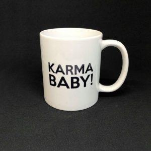 erbsünde tasse statement geschenk karma baby