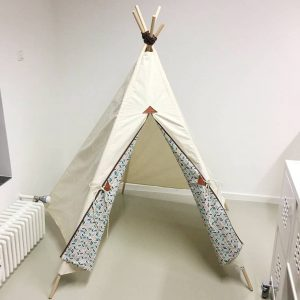 Nähkurs Kinder Tipi workshop Zelt