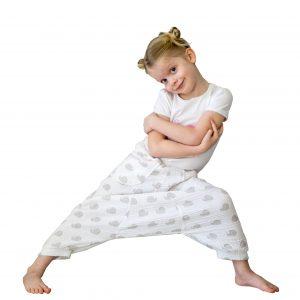Hose Kinder Haremshose Pumphose erbsünde ebook Schnittmuster