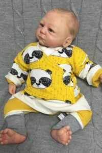 Novo Baby newborn Wickeljacke Jacke erbsuende