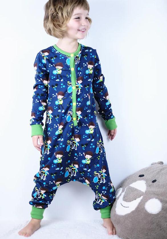 Kostenlos herren pyjama schnittmuster Herren Loungewear