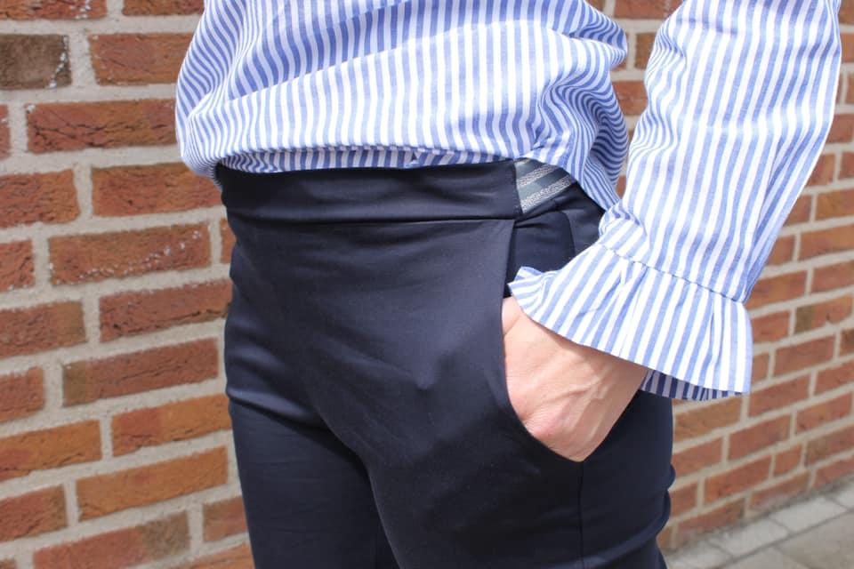 ebook schnittmuster Damen hose slacks Anfänger