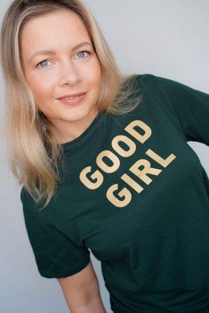 Good Girl plotterdatei spruch statement plott erbsünde