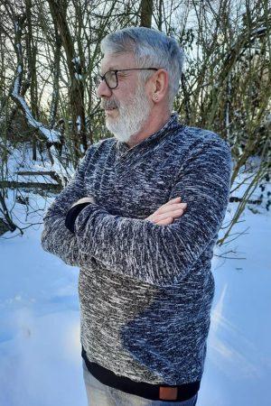 Colombo Herren Pullover Sweater Pulli ebook Nähanleitung Schnittmuster erbsünde