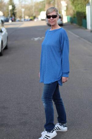 ebook Schnittmuster Naehanleitung Damen pullover pulli sweater oversize erbsuende