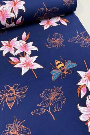stoff bestellen meterware sommersweat french terry glow lily albstoffe erbsuende