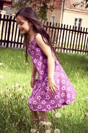 ebook Schnittmuster Naehanleitung Kinder Kleid Tunika Top Kleidchen naehanfaenger erbsuende