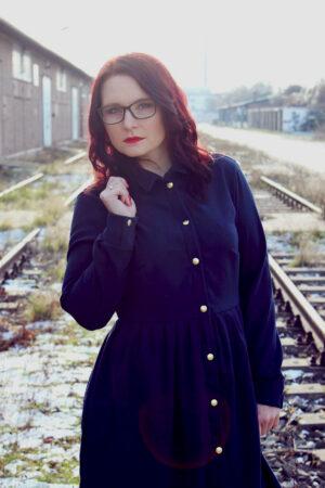 ebook_Schnittmuster_erbsuende_Damen_Kleid_Hemdblusenkleid_2