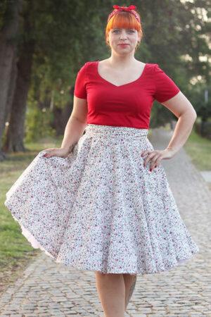 ebook Schnittmuster Naehanleitung Damen Kleid Top Shirt Basic