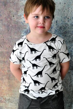 ebook Schnittmuster Kinder Shirt Langarmshirt T-Shirt erbsuende Pirituba Basic