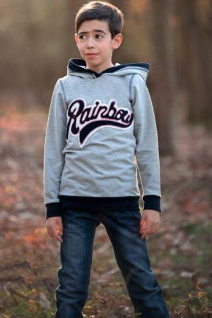 ebook Schnittmuster Kinder Teens Hoodie Kapuzenjacke Sweater Chocolate erbsuende